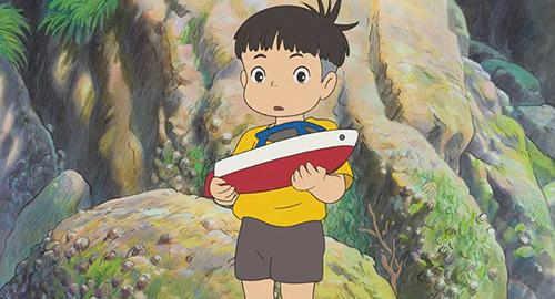 Ponyo Sur la Falaise - Blu-Ray - Screenshot 2