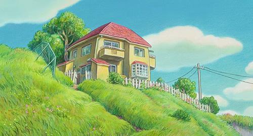 Ponyo Sur la Falaise - Blu-Ray + Dvd - Screenshot 1
