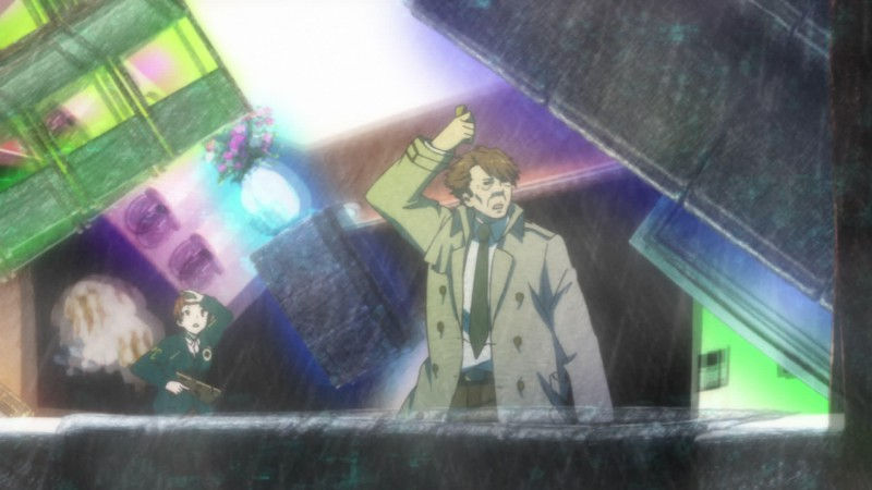 Psycho-Pass - Blu-ray Vol.2 - Screenshot 3