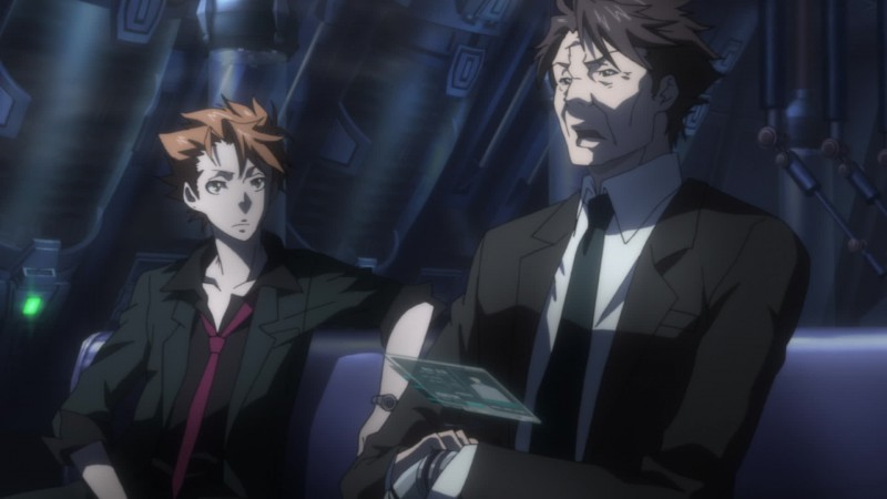 Psycho-Pass - Blu-ray Vol.2 - Screenshot 4