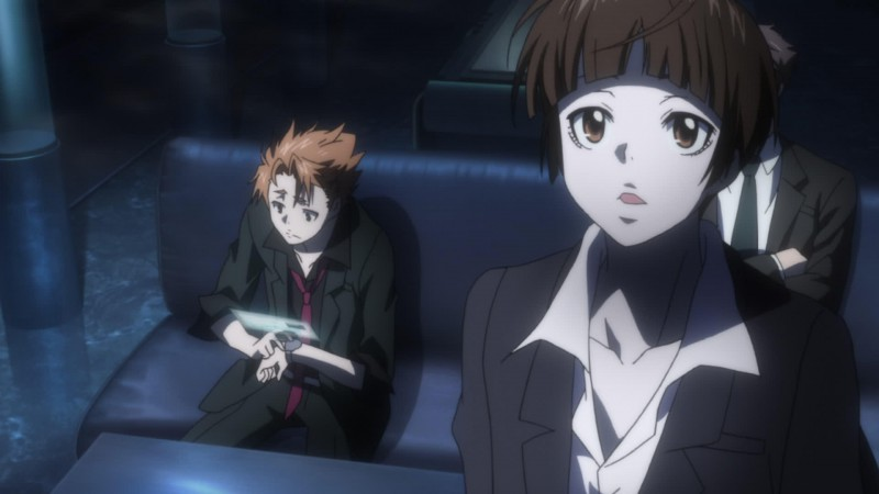 Psycho-Pass - Blu-ray Vol.2 - Screenshot 5