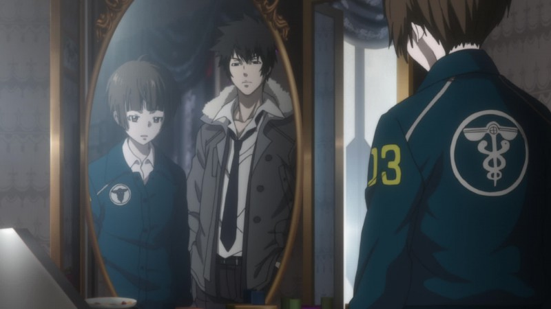 Psycho-Pass - Blu-ray Vol.2 - Screenshot 6