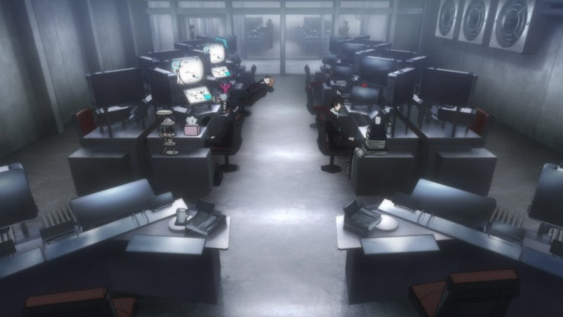 Psycho-Pass - Blu-ray Vol.1 - Screenshot 3