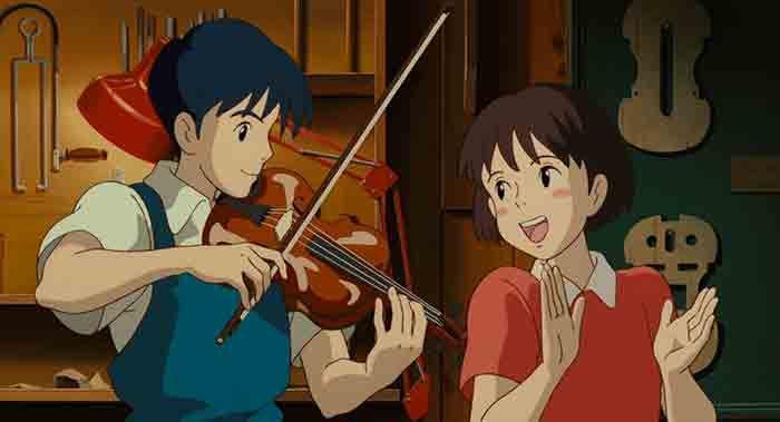 Si tu tends l'oreille - Mimi wo sumaseba - Screenshot 3
