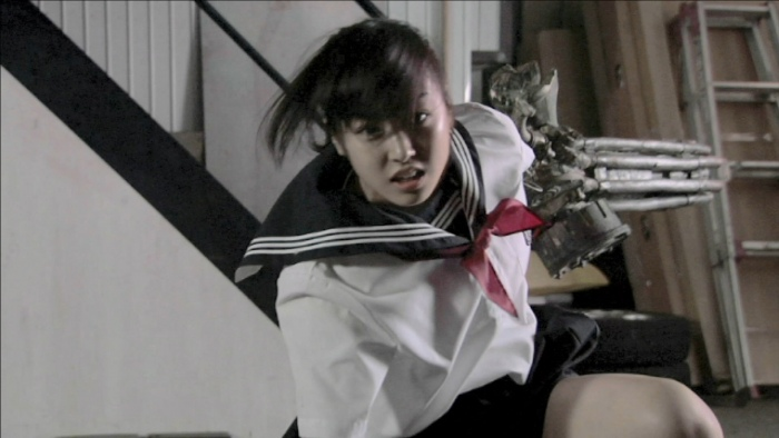 The Machine Girl - Screenshot 8