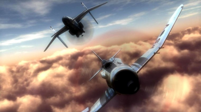 The Sky Crawlers - Screenshot 1
