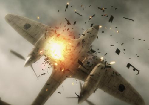 The Sky Crawlers - Screenshot 5