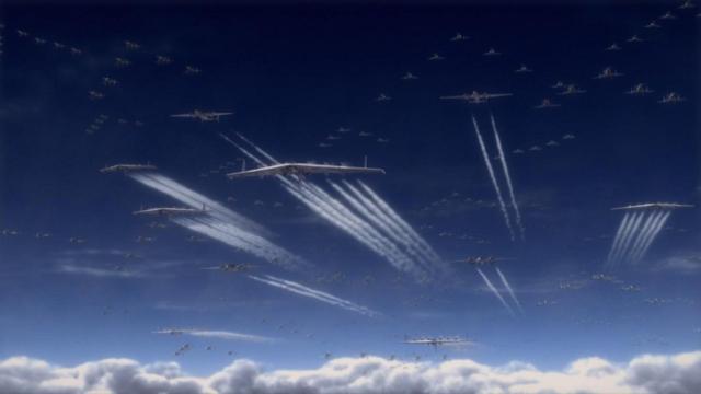 The Sky Crawlers - Screenshot 8