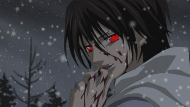 Vampire Knight Vol.1 - Screenshot 1