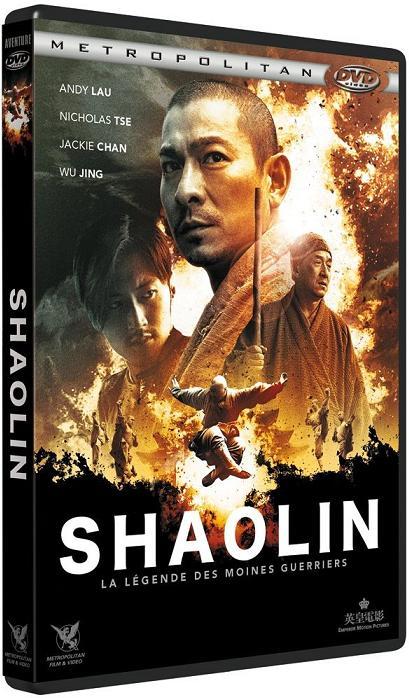 Vos achats de Mars 2012 Shaolin-benny-chan-dvd