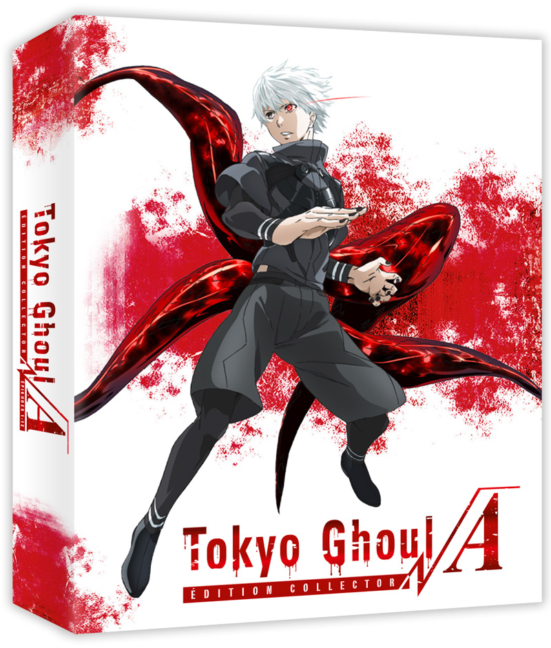 Blu-Ray Tokyo Ghoul √A
