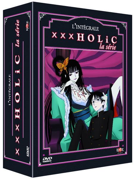 XXX holic episodes