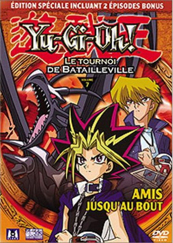 dvd yu gi oh saison 2 vol 7 amis jusqu 39 au bout vol 7 anime dvd manga news. Black Bedroom Furniture Sets. Home Design Ideas
