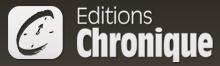 éditeur mangas - Editions Chronique