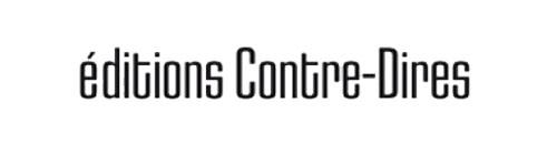 """Résultat de recherche d'images pour """"editions contre-dires"""""""
