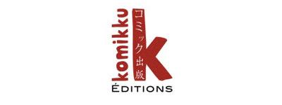 éditeur mangas - Komikku Editions