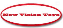 éditeur mangas - New Vision Toys