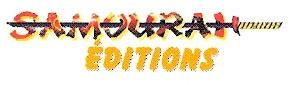 éditeur mangas - Samourai