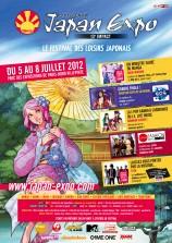 mangas - Japan Expo 2012