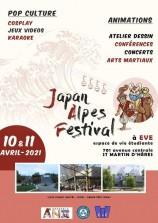 mangas - Japan Alpes Festival