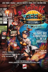 évenement - La Rochelle Japan Geek Festival 2021