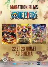 mangas - Marathon films One Piece