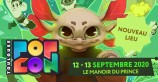 mangas - Popcon Toulouse 2020