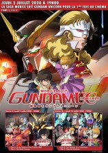 évenement - Projection - Mobile Suit Gundam Unicorn