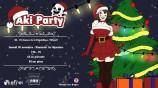 évenement - Aki Party 11.1