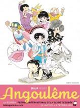 mangas - Festival d'Angoulême 2020