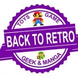 mangas - Back To retro 2019