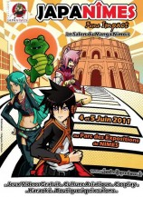 mangas - Japanîmes 2011