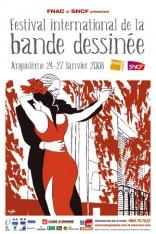 mangas - Festival d'Angoulême 2008