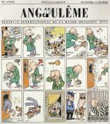 mangas - Festival d'Angoulême 2015