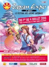 mangas - Japan Expo 2010