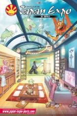 mangas - Japan Expo 2015