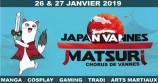 mangas - Japan Vannes Matsuri