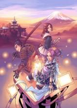 mangas - Japan Expo - 7e Impact (2006)