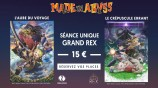 évenement - Projection - Made in Abyss au Grand Rex