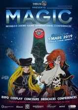 mangas - MAGIC - 5ème édition