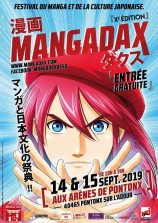 mangas - Manga Dax 2019