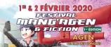 évenement - Festival Mang'Agen & Fiction - 1ere édition
