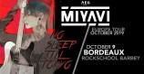 mangas - Miyavi en concert à Bordeaux