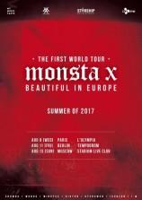 mangas - Monsta X - Europe Tour