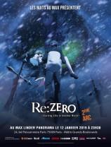 mangas - Deuxième nuit Re:Zero au Max Linder