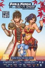 mangas - Paris Manga & Sci-Fi Show - 24ème édition