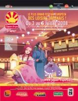 mangas - Japan Expo 2008