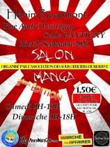 mangas - Salon du Manga à Henin Beaumont - 3e édition
