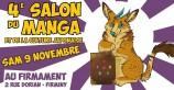 évenement - Salon du Manga et de la Culture japonaise - 4e édition