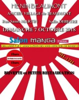 évenement - Salon du Manga à Henin Beaumont